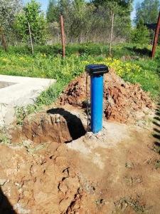 Монтаж системы водоснабжения через адаптер в д. Образцово фото 4