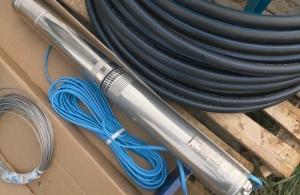 Подготовка оборудования для подключения скважины