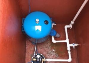 БК «АкваЛайф» проводит работы по обустройству скважины