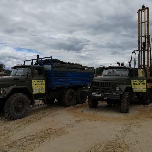 Бурение частной скважины в Ярославском районе (Лесные поляны-2)
