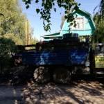Техника БК-АкваЛайф в деревне Якушево