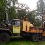 Бурение скважины в деревне Пешково, работы проводила Буровая Компания АкваЛайф-фото 01