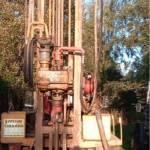 Процесс бурения скважины на песок в деревне Пешково, от специалистов БК-АкваЛайф фото2