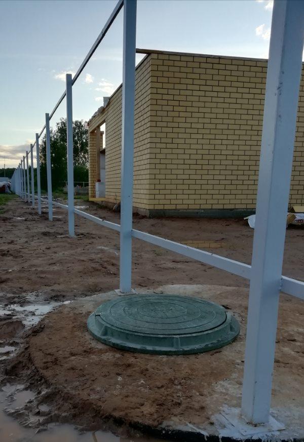 Бурение скважины на 2 дома в поселке Ильинское Костромской области