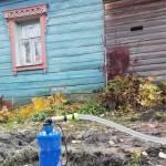 """Летник"", монтаж в деревне Комарово, от БК-АкваЛайф"