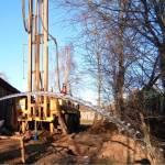 Бурение скважины в поселке Миснево. БК-АкваЛайф фото 03
