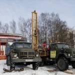 Бурение скважины в Костроме, фото 01 БК-АкваЛайф